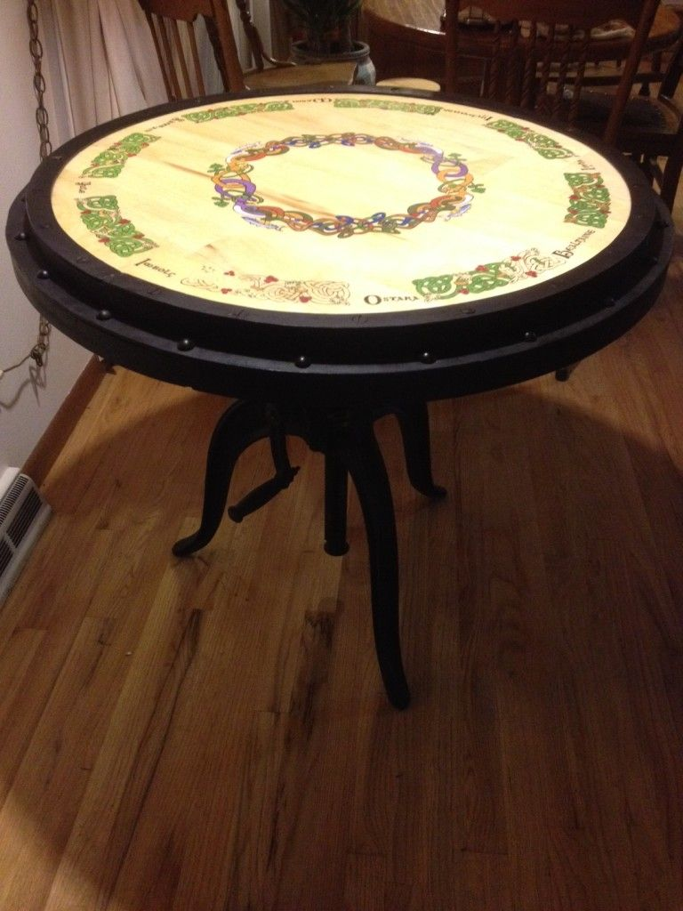 Celtic Table 5