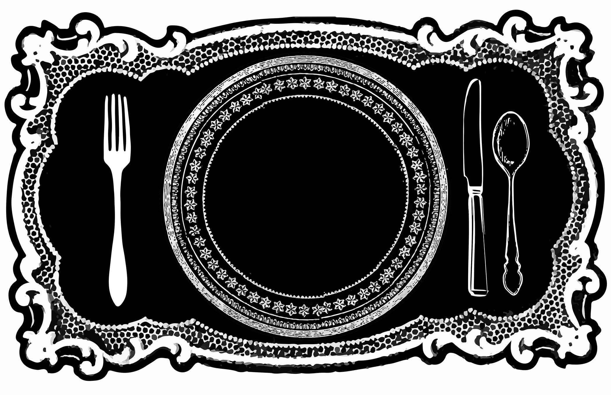 Giants & Pilgrims | Printable Placemat