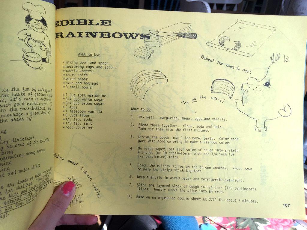 edible rainbows