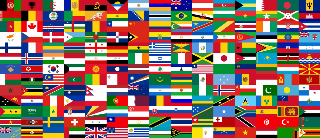 Collection-national-flags