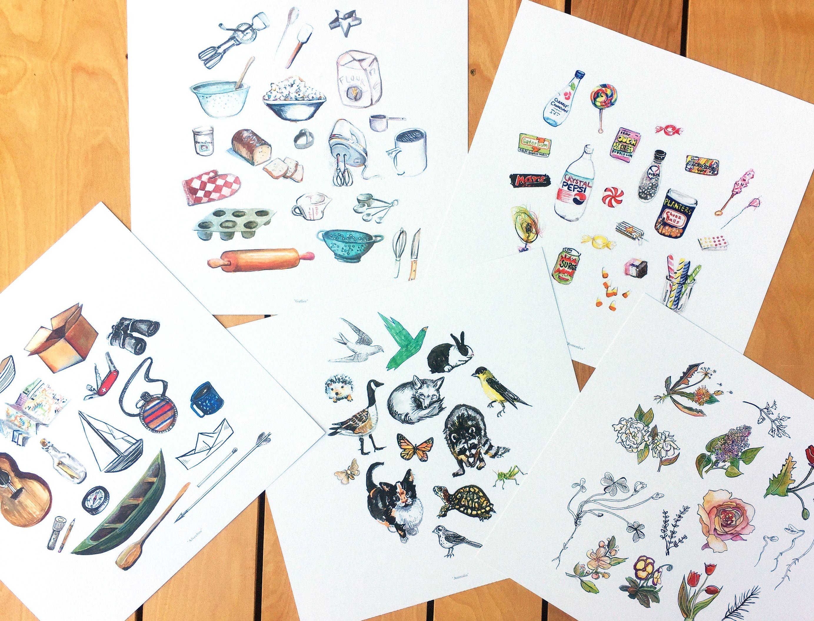 prints on wood 5