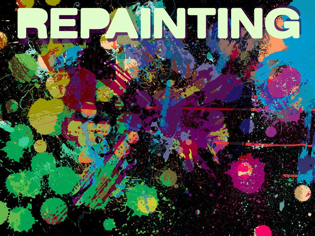 repainting copy